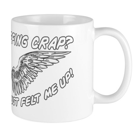 Angel Guy Mug