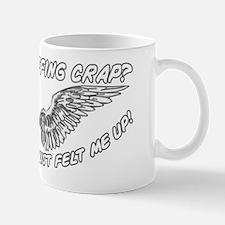 Angel Guy Small Small Mug