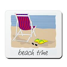 Beach Time Mousepad