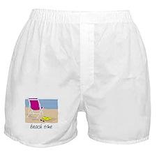 Beach Time Boxer Shorts