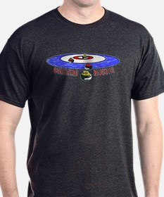 Curling Rocks Mag T-Shirt