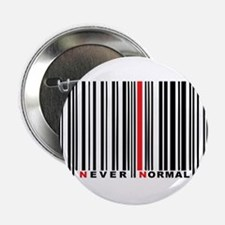 "Never Normal 2.25"" Button"