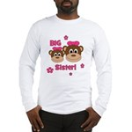I'm The BIG Sister! Monkey Long Sleeve T-Shirt