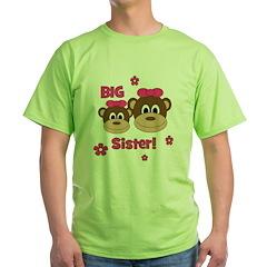 I'm The BIG Sister! Monkey T-Shirt