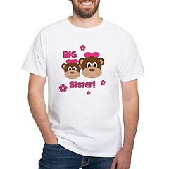 I'm The BIG Sister! Monkey Shirt