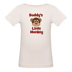 Daddy's Little Monkey Tee