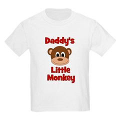 Daddy's Little Monkey T-Shirt
