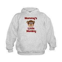 Mommy's Little Monkey Hoodie