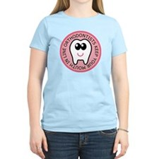 Cute Tooth Orthodontist T-Shirt