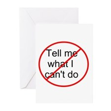 LOST: Don't Tell Me... Greeting Cards (Pk of 10)