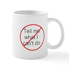 LOST: Don't Tell Me... Mug
