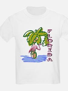 Florida flamingo T-Shirt
