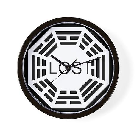 LOST: Dharma/LOST / Wall Clock