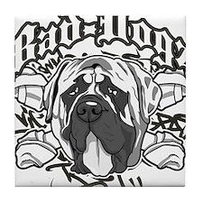 Unique Mastiff Tile Coaster