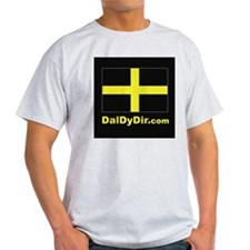 Dal dy Dir Ash Grey T-Shirt