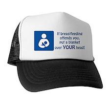 Breastfeeding Lactivist Trucker Hat