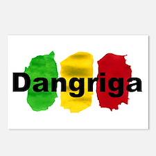 Dangriga Ras Postcards (Package of 8)