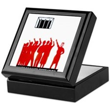 Unite Against Detention Keepsake Box