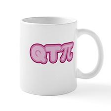 QTPi (pink) Small Mug