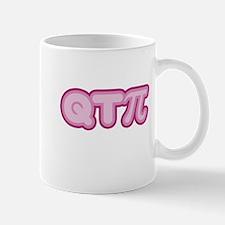 QTPi (pink) Small Small Mug