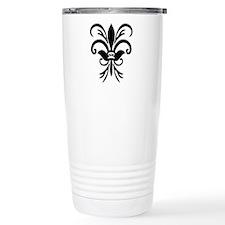 Lily Fleur Travel Coffee Mug