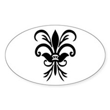 Lily Fleur Decal