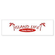Island Life Bumper Stickers