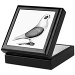 Turbiteen Pigeon Keepsake Box