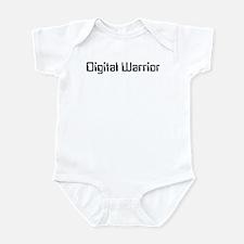 Digital Warrior Infant Bodysuit