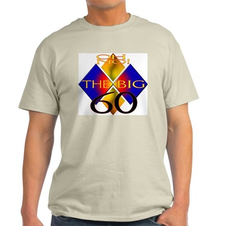60 Ash Grey T-Shirt