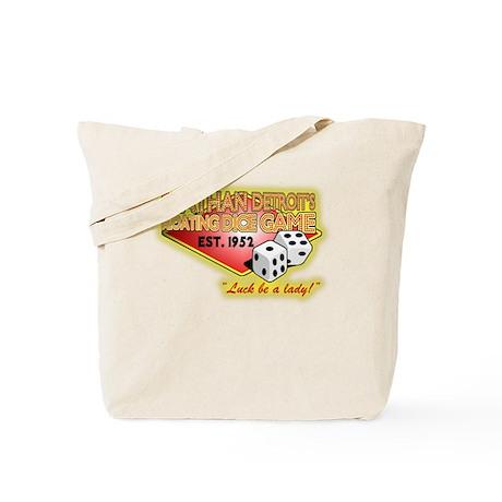 Detroit's Dice Tote Bag