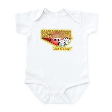 Detroit's Dice Infant Bodysuit