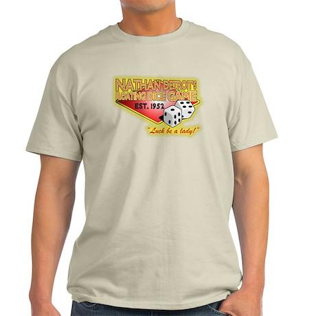 Detroit's Dice Light T-Shirt