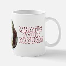 PBGV excuse Mug