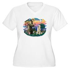 St. Fran #2/ Great Pyrenees #1 T-Shirt