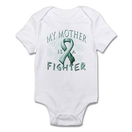 My Mother Is A Fighter Infant Bodysuit