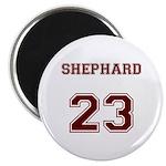 Team Lost #23 Shephard Magnet