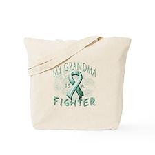 My Grandma Is A Fighter Tote Bag