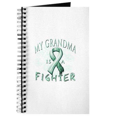 My Grandma Is A Fighter Journal