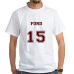 Team Lost #15 Ford White T-Shirt
