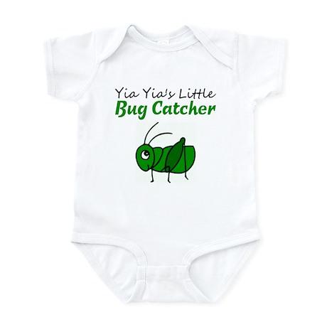 Yia Yia's Little Bug Catcher Infant Bodysuit