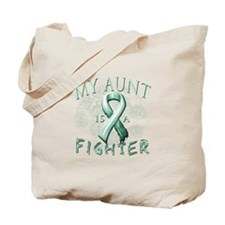 My Aunt Is A Fighter Tote Bag