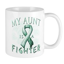 My Aunt Is A Fighter Mug