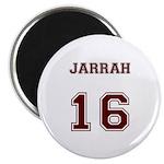 Team Lost #16 Jarrah Magnet