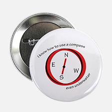 "Read a compass underwater 2.25"" Button"