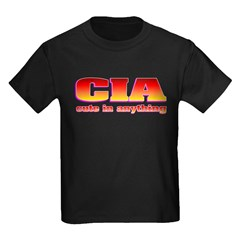 CIA cute in anything T