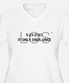 Finale Date/Only Ends Once / T-Shirt