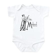 Medieval Mama II Infant Bodysuit