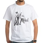 Medieval Mama II White T-Shirt