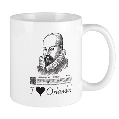 I Love Orlando Mug